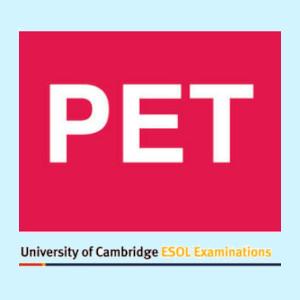 Preliminary English (PET)